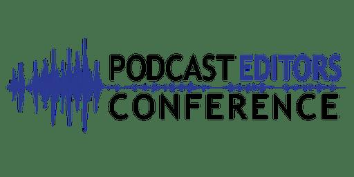 Podcast Editors Pass + Bonus: Comes with a Podfest Creator Pass