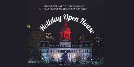 Mayor Young Presents: Holiday Open House tickets