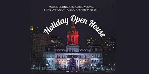 Mayor Young Presents: Holiday Open House
