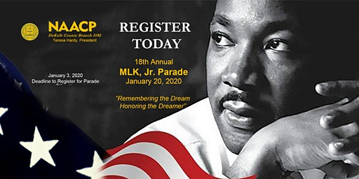 18th Annual Dr. Martin Luther King, Jr. Parade