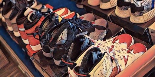 Joliet Kreamers 1st Annual Sneaker Event