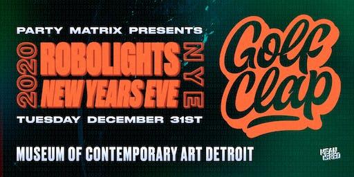 Party Matrix presents.. Robolights New Years Eve