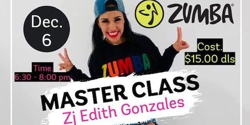 ZUMBA MASTER CLASS!!