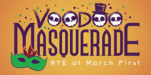 Voodoo Masquerade NYE at March First Brewing and Distilling