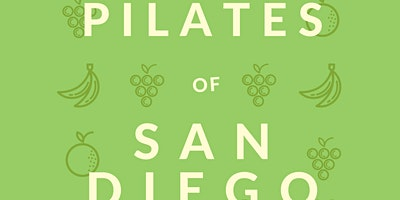 Nutrition Class with Pilates Of San Diego
