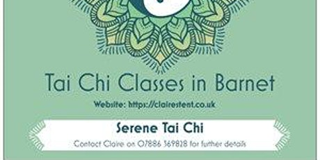 Tai Chi Workshop - 25 Apr 2020 - New Barnet tickets