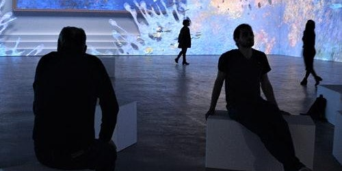 Monet: The Immersive Experience at IDEAL Centre d'Arts Digitals