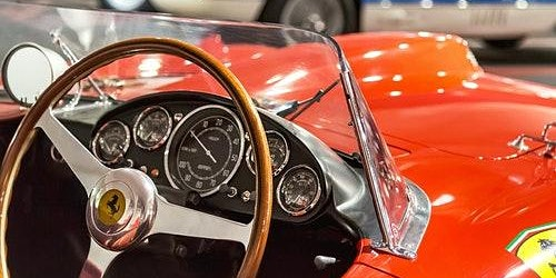 Ferrari Experience: Ferrari Museum & Enzo Ferrari Museum