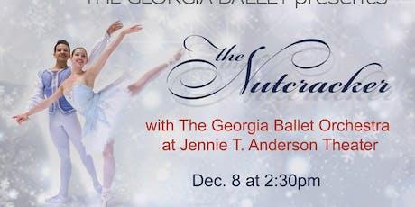 """The Georgia Ballet's """"The Nutcracker"""" tickets"""