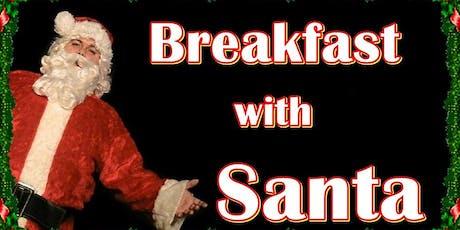 Breakfast With Santa & Elfprov tickets