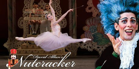 """David Allan's Nutcracker"" tickets"