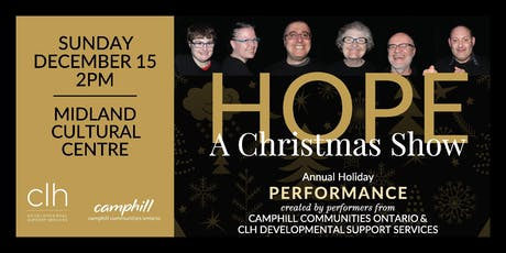 HOPE: A Christmas Show tickets