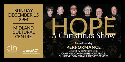 HOPE: A Christmas Show