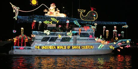 Pre or Post Christmas Boat Parade Cruise tickets