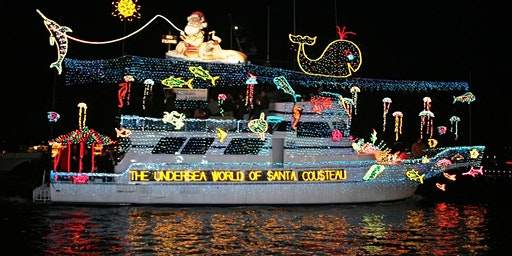 Pre or Post Christmas Boat Parade Cruise