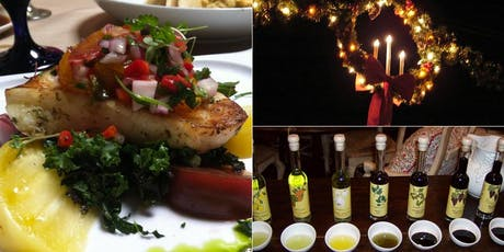 Christmas in Old Towne Orange Food Tour tickets