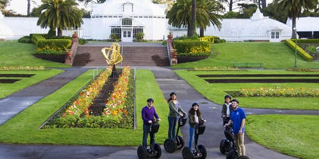 Golden Gate Park Segway Tour tickets