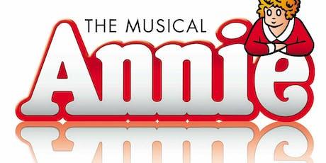 """""""Annie"""" tickets"""