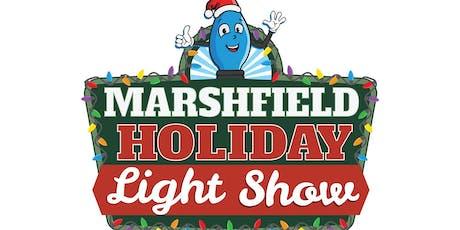 Marshfield Holiday Light Show tickets