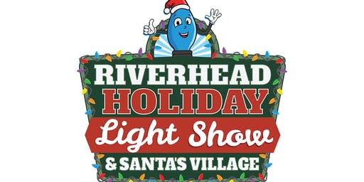 Riverhead Holiday Light Show