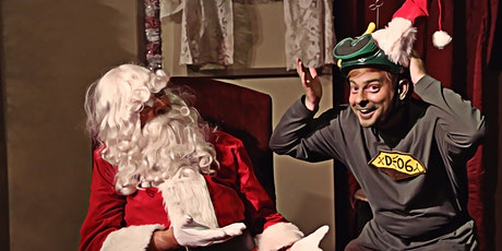 """""""Santa Claus Conquers the Martians: Live on Stage!"""" tickets"""