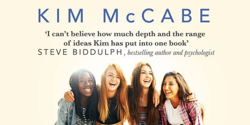 Parenting girls safely through their teens with author Kim McCabe