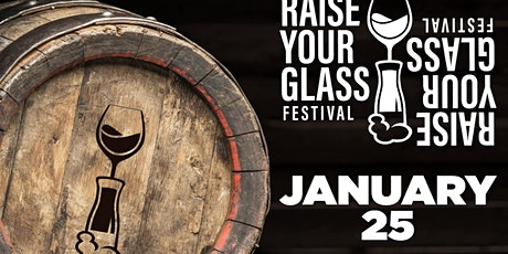 Raise Your Glass Beer/Wine/Spirits Festival tickets
