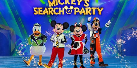"""Disney On Ice Presents """"Mickey's Search Party"""" tickets"""