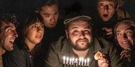 """Hershel and the Hanukkah Goblins"" tickets"