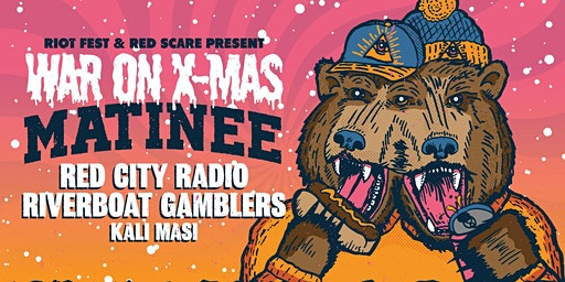 Riverboat Gamblers and Red City Radio