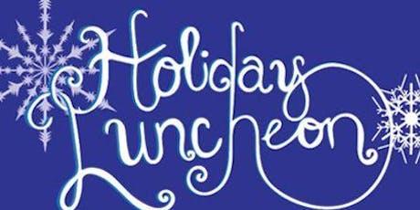 Volunteer Holiday Luncheon tickets