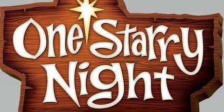 One Starry Night tickets