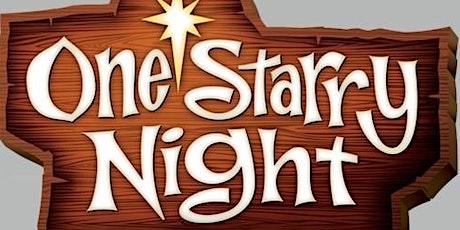One Starry Night tickets