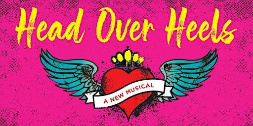 """Head Over Heels"" @ New Conservatory Theatre Center"