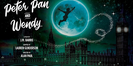 """Peter Pan and Wendy"" tickets"