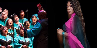 """""""Holiday Soul"""" with India.Arie and the SF Symphony"""