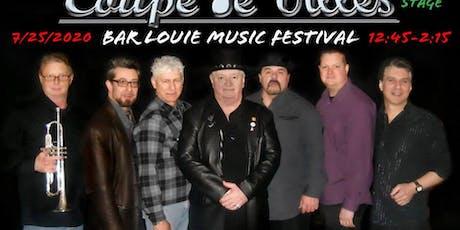 Coupe De' Villes at 2nd Annual Bar Louie Music Festival tickets