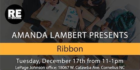 AGENT TRAINING:  Ribbon Presented by Amanda Lambert tickets