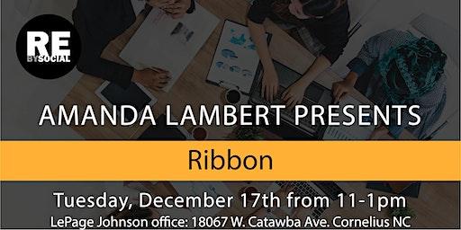 AGENT TRAINING:  Ribbon Presented by Amanda Lambert