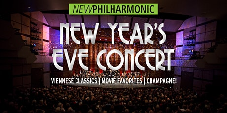 New Philharmonic New Year's Eve Concert tickets