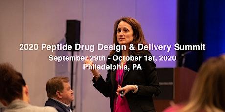 2020 Peptide Drug Design & Delivery Summit tickets