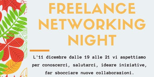 Freelance Networking Night