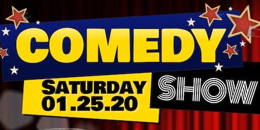 Yucaipa Elks Live Comedy