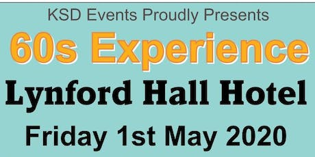 60s Experience tickets