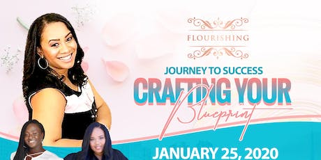 Journey to Success: Crafting Your Blueprint tickets