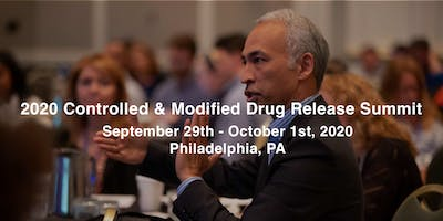2020 Controlled & Modified Drug Release Summit