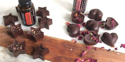 Intro to Raw Chocolate
