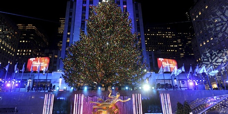 Santa's Sing-A-Long by Rockefeller Center & After-Show Pictures with Santa tickets