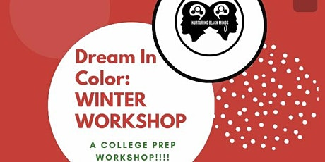 Dream In Color: WINTER WORKSHOP tickets