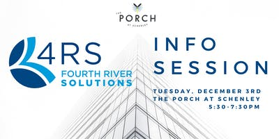 4RS Info Session + Happy Hour